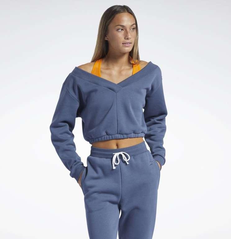 Reebok Studio Restorative Damen Sweatshirt für 25,98€ inkl. Versand (statt 35€)