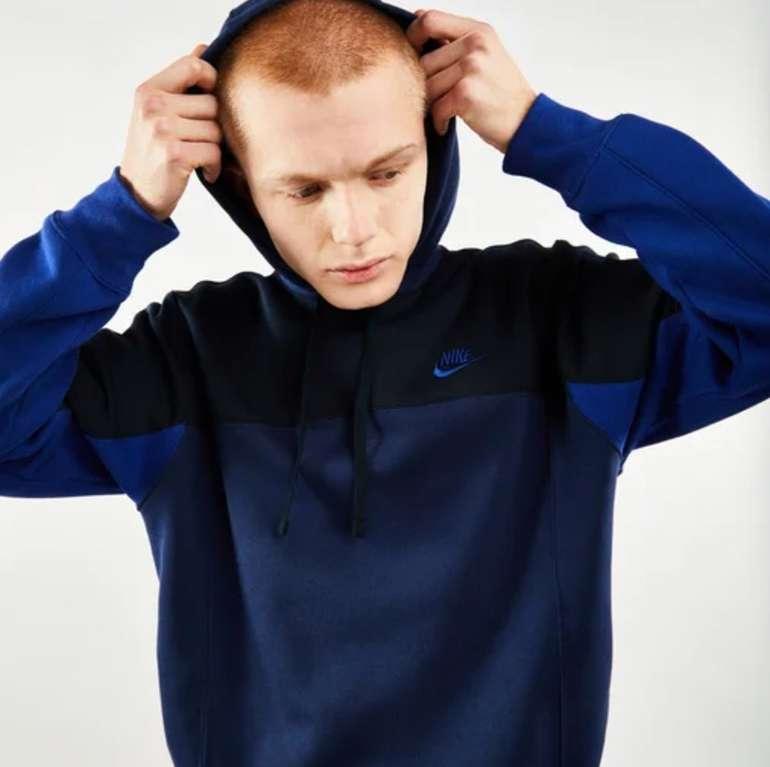 Nike Club Over The Head Herren Hoodies in blau für 39,99€inkl. Versand (statt 62€)