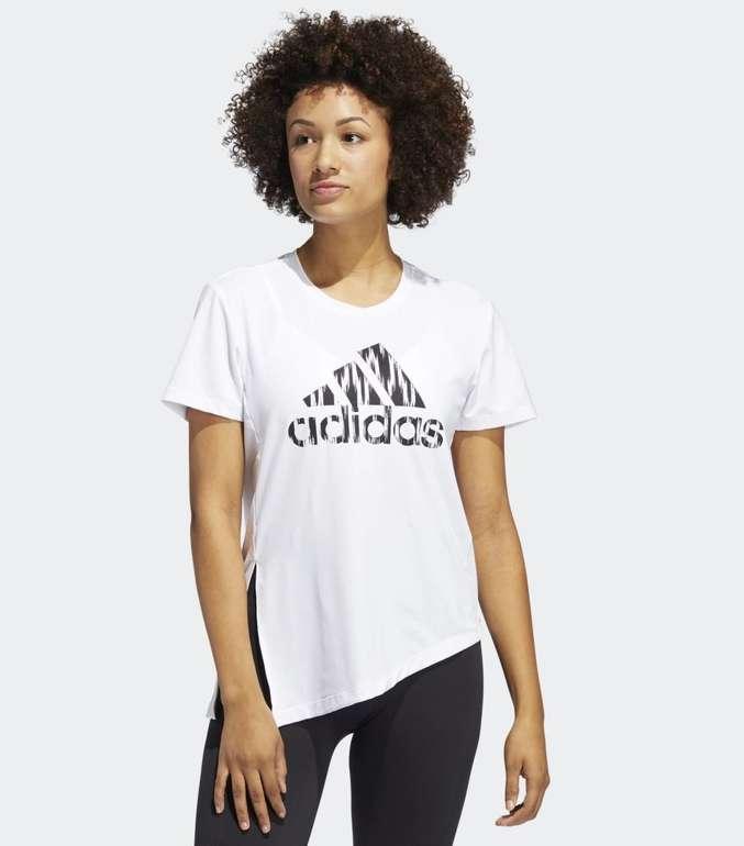Adidas Badge of Sport Damen T-Shirt für 12,24€ inkl. Versand (statt 21€) - Creators Club!