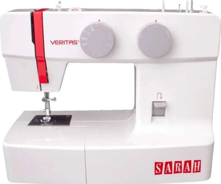Veritas Sarah Freiarm-Nähmaschine (70 Watt) für 89€ inkl. Versand (statt 99€)