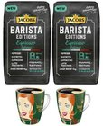 2 kg Jacobs Barista Editions Espresso Intense (Bohnen) + 2 Ritzenhoff Becher 20€