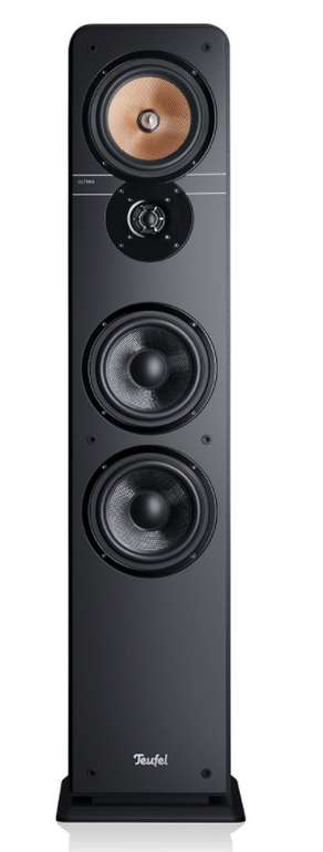 DealClub Teufel Aktion + 10% Extra, z.B. Teufel (19700) Ultima 40 Mk3 18 Standlautsprecher Speaker Sound Heimkino Weiß für 134,99€
