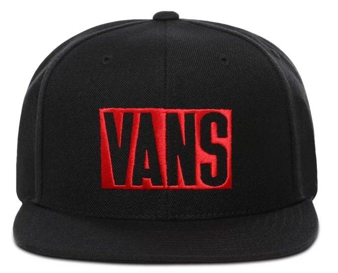 Vans New Stax Snapback Cap 2