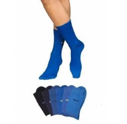 6er Pack Bench Damen Socken in blau (Größe 35 bis 38) für 9,99€ inkl. Versand