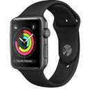 Apple Watch Series 3 Uhren reduziert, z.B. 38mm GPS mit Sportarmband für 249€