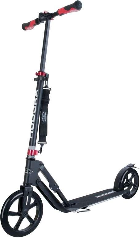 Hudora Scooter Big Wheel Style 230 in schwarz/rot für 80,94€ inkl. Versand (statt 135€)