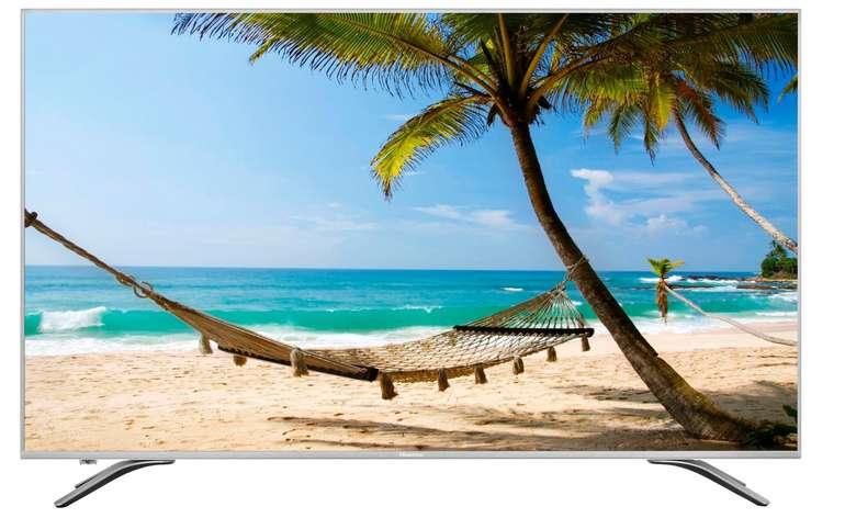 Hisense H55A6500 LED-Fernseher (138 cm/55 Zoll, 4K Ultra HD, Smart-TV, USB-Recording) für 378,95€ inkl. Versand