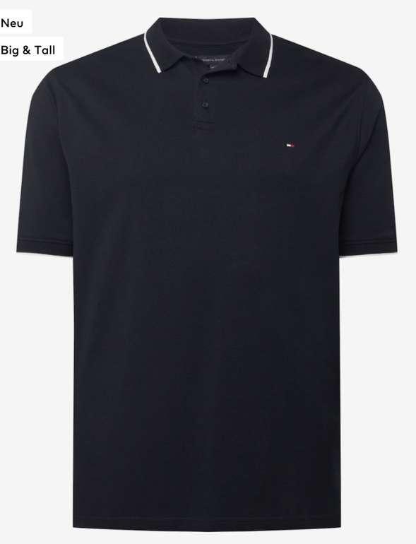Tommy Hilfiger Plus Regular Fit Poloshirt für 31,96€ inkl. Versand (statt 60€) - in 3XL und 4XL!