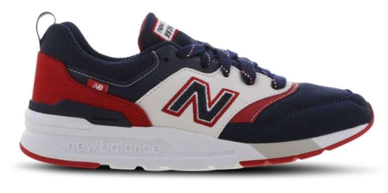 New Balance 997H Kinder Sneaker für 29,99€ inkl. Versand (statt 49€)