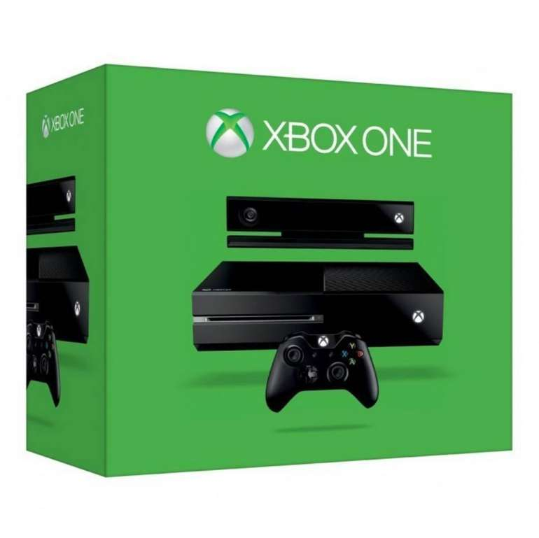 """Xbox One (inkl. Controller + Kinect) im Zustand """"gut"""" für 127,98€"""