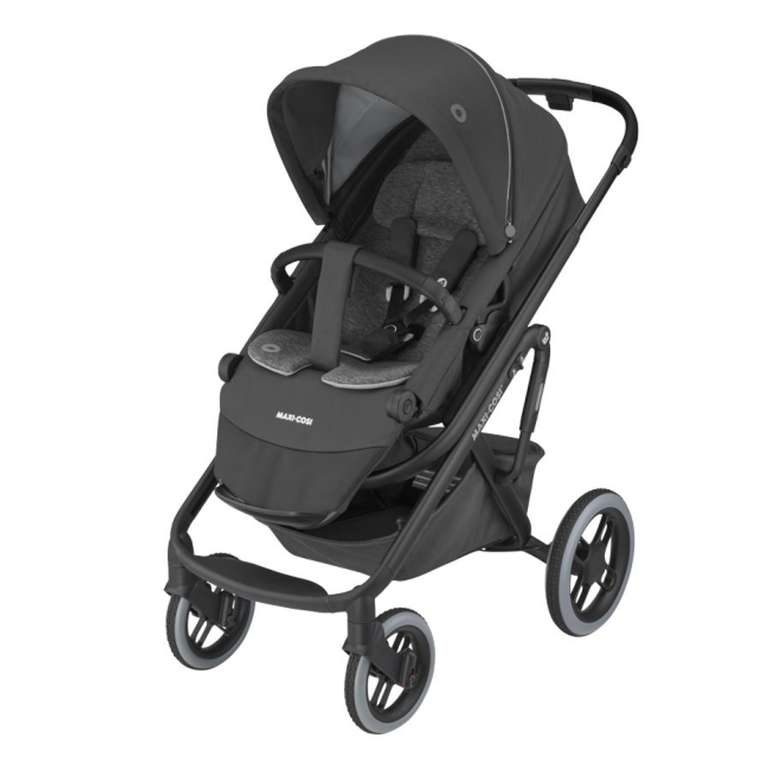 Maxi Cosi Kinderwagen Lila XP in Essential Black für 427,79€ inkl. Versand (statt 499€)