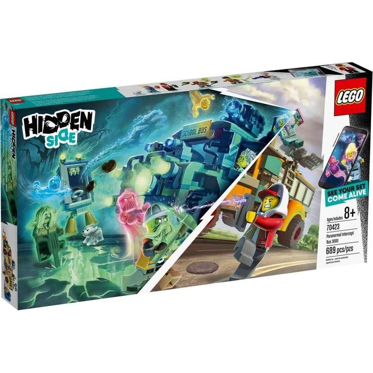Lego Hidden Side - Spezialbus Geisterschreck 3000 (70423) für 39,14€ inkl. VSK