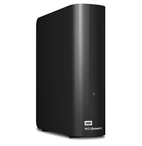 WD Elements Desktop - externe Festplatte mit 4TB für 88€ (statt 95€)