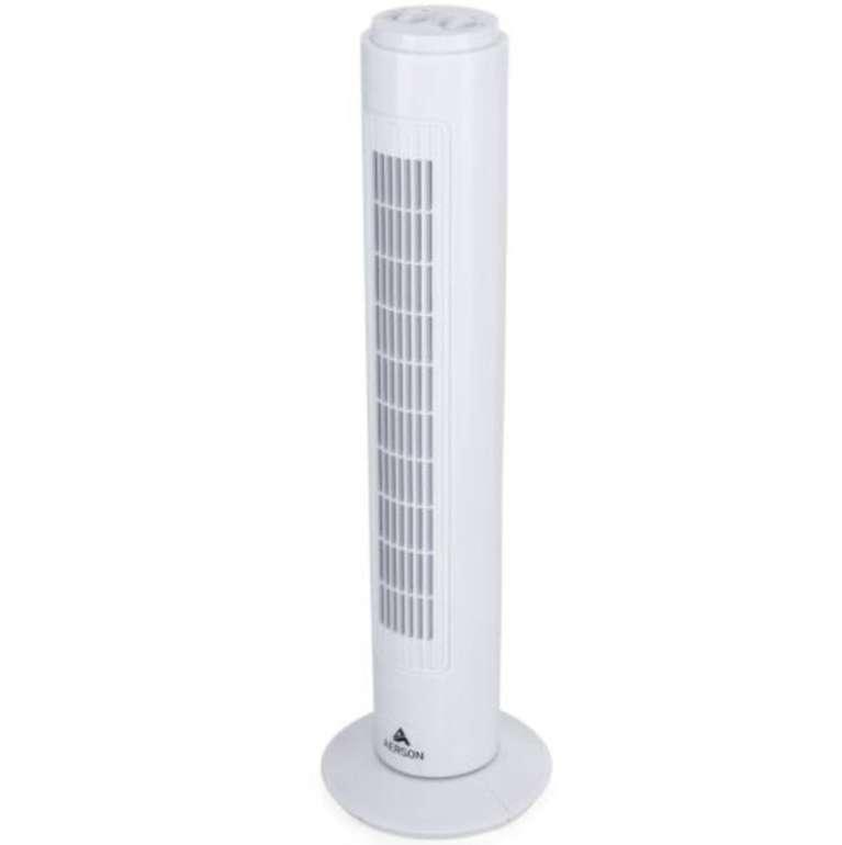 Aerson Turmventilator mit 45 Watt für 29,99€ inkl. Versand