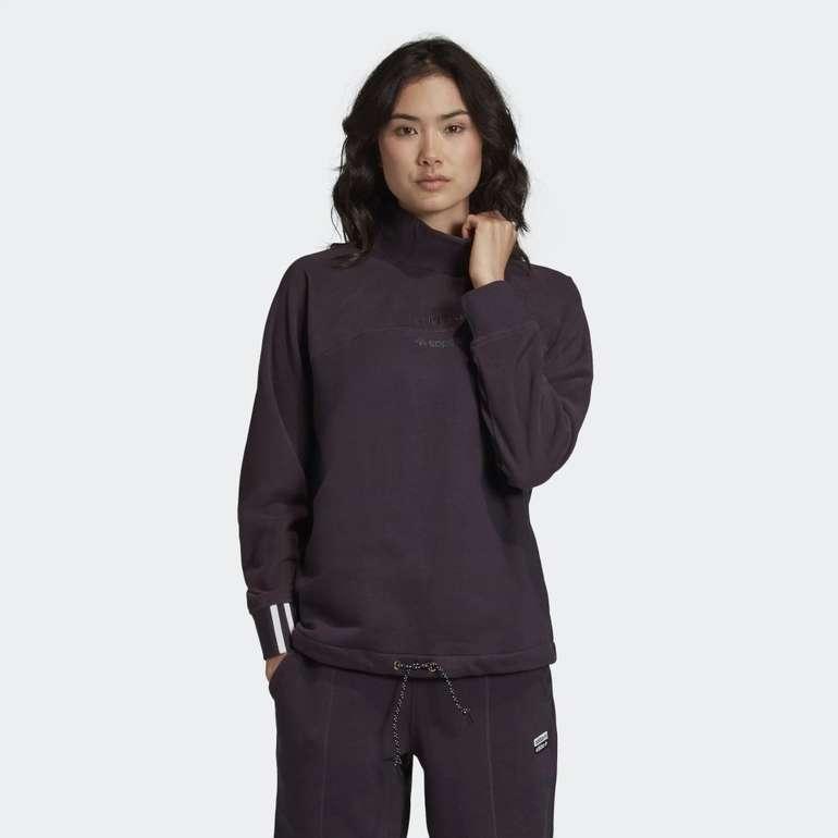 Adidas Originals Damen R.Y.V. Sweatshirt in 2 Farben für je 25,47€ inkl. Versand (statt 32€)