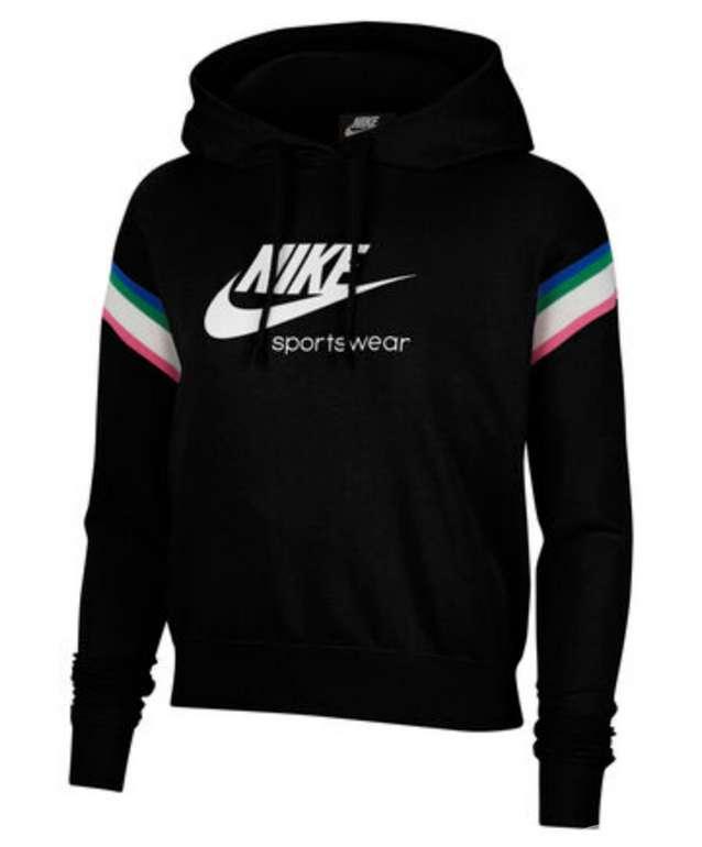"""Nike Damen Sweatshirt """"Heritage"""" mit Kapuze in 2 verschiedenen Farbgebungen für 40,23€inkl. Versand (statt 46€)"""