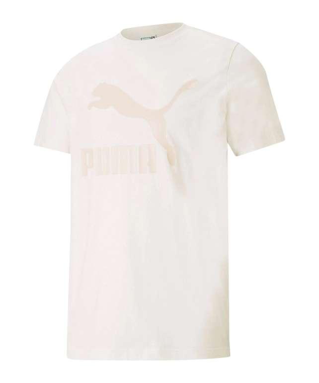Puma Classic Logo T-Shirt F99 für 13,23€ inkl. Versand (statt 24€)