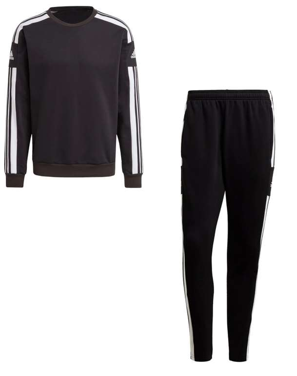 Adidas Trainingsanzug Squadra 21  (versch. Farben) für je 49,95€inkl. Versand (statt 60€)