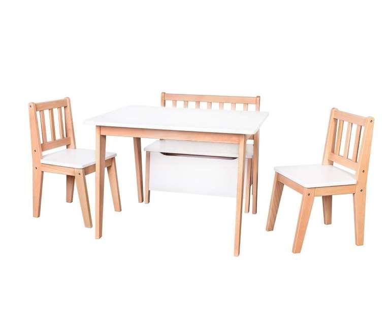 Pink or blue Kindersitzgruppe David für 124,19€ inkl. Versand (statt 200€)