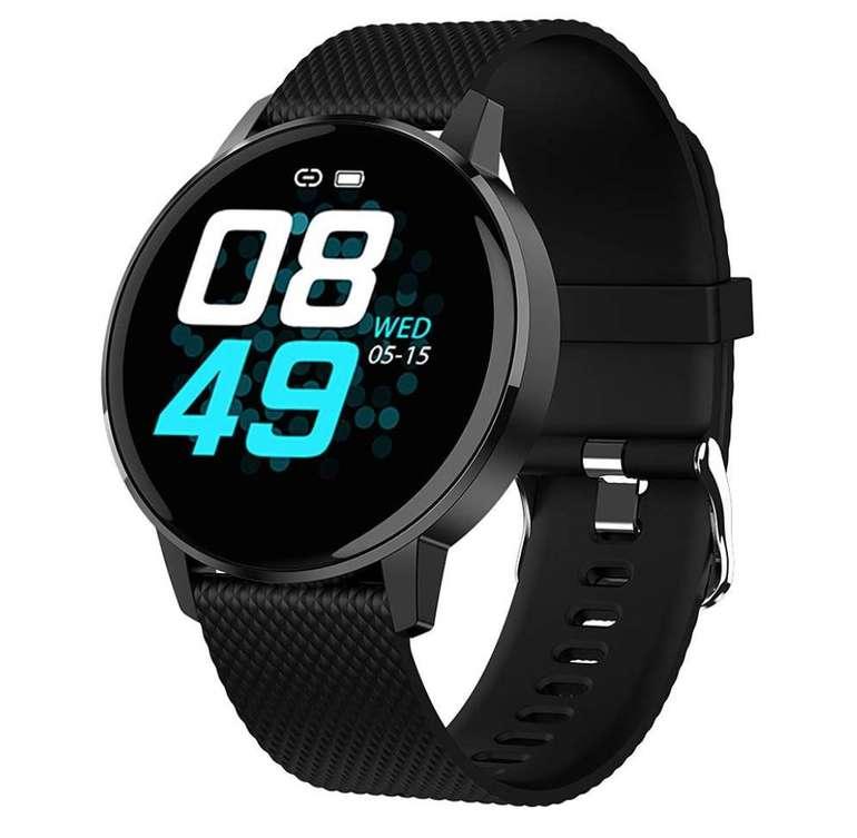Lixada Fitness Armbanduhr mit IP67 Schutz, Schrittzähler, Benachrichtigungen etc. für 19,99€ (statt 35€)