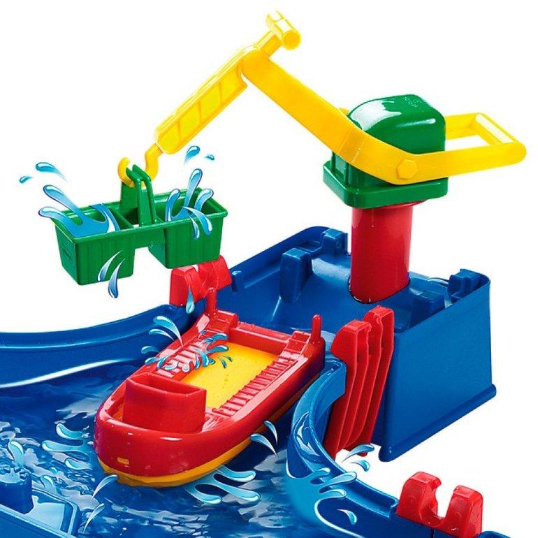 Aquaplay Super Fun Set Wasserbahn für 46,49€ (statt 68,89€)