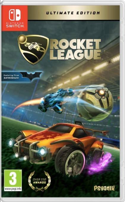 Rocket League Ultimate Edition (Nintendo Switch) für 11,74€ (statt 29€)