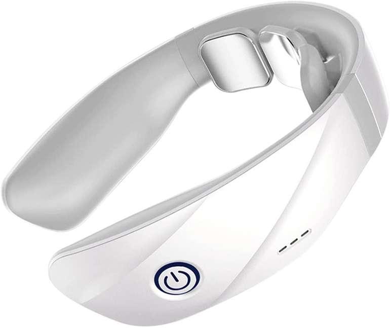 Anself Nackenmassagegerät (3 Modi, Wärmefunktion) für 16,99€ inkl. Versand (statt 21€)