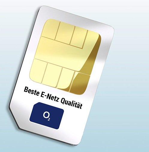 Top! o2 Allnet-Flat mit 20GB für 12,99€ monatlich