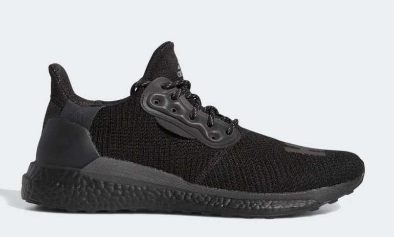 Adidas x Pharrell Williams Solar HU Herren Schuhe in Schwarz für 95,20€ inkl. Versand (statt 122€)