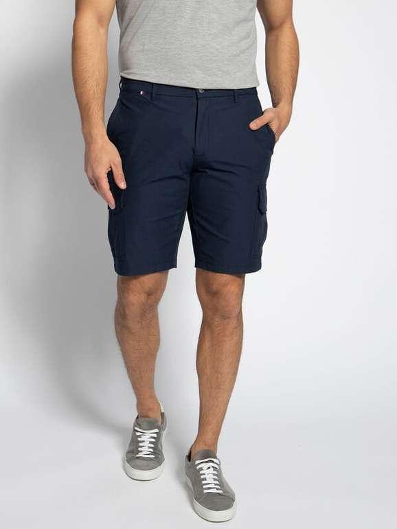 Tommy Hilfiger Herren Bermuda Shorts navy für 62,91€ inkl. Versand (statt 85€)