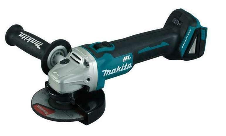 Makita Akku Winkelschleifer DGA506Z (ohne Akku und Ladegerät) für 109€inkl. Versand (statt 130€)