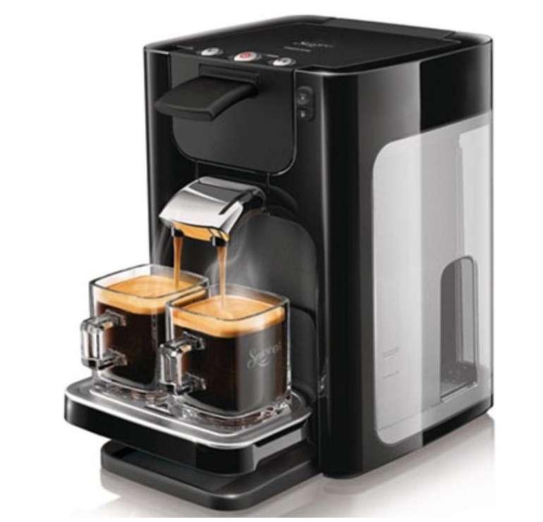 Senseo Quadrante HD7865/60 Padmaschine mit Kaffee-Boost für 68€ inkl. Versand