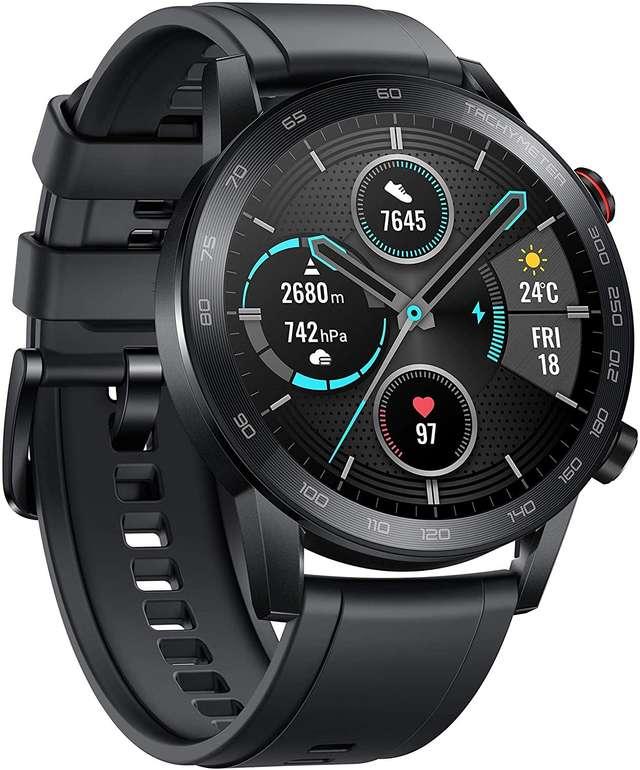 Honor MagicWatch 2 Smartwatch (Kirin A1) 46mm für 99,99€ inkl. Prime Versand (statt 122€)