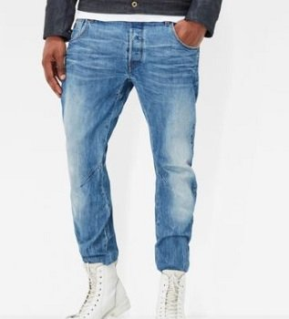 G-Star Raw Herren Jeans Arc 3D Slim für 46,78€ inkl. VSK (statt 77€)