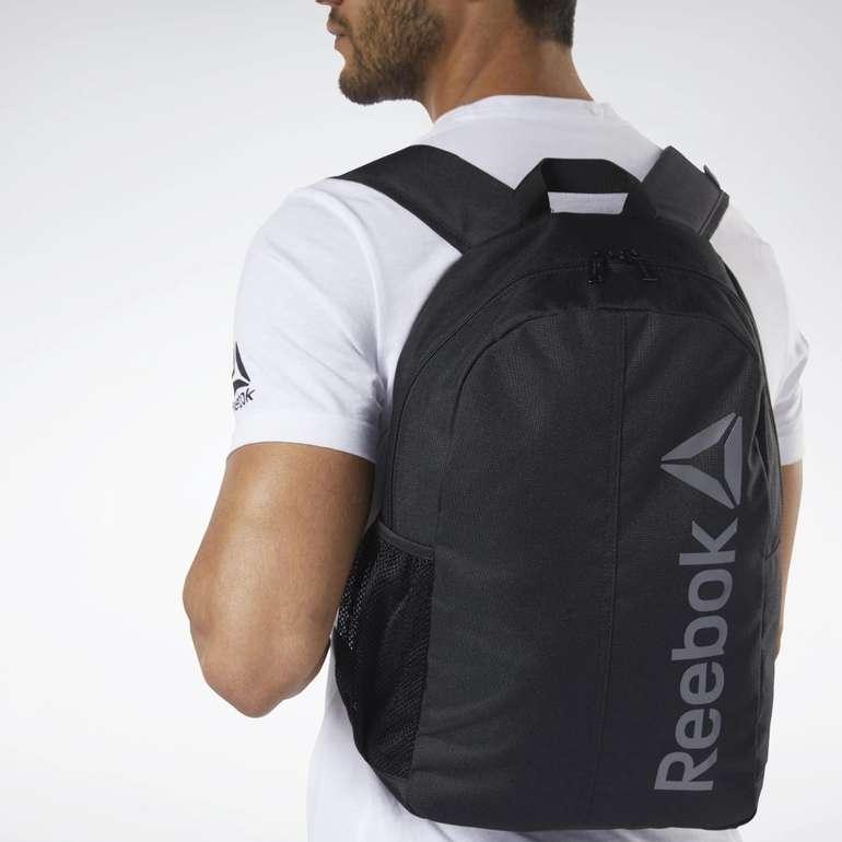 Reebok Active Core Unisex Rucksack für 18,13€ inkl. Versand (statt 24€)