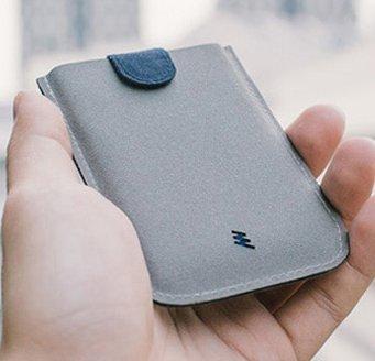 Stack-up Pull-out Multifunktionskartenhalter (Brieftasche) für 3,38€