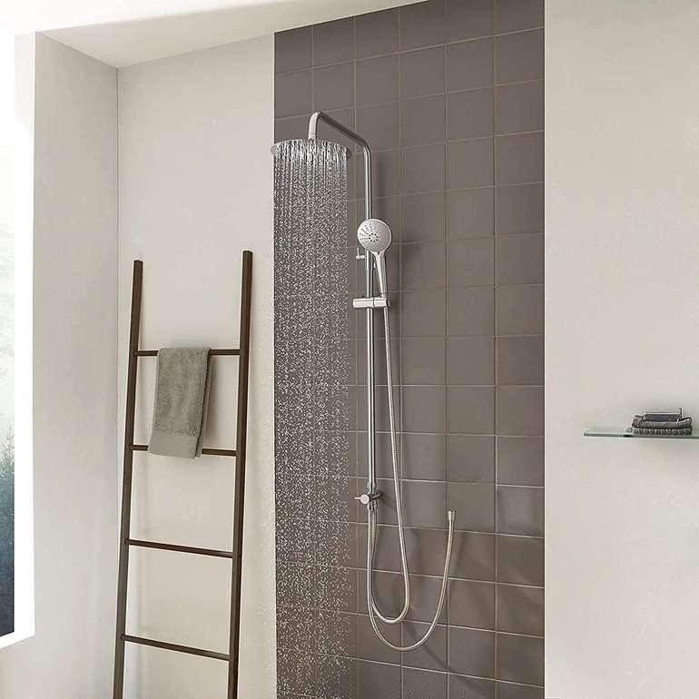 Cecipa Rhea H303C Duschsystem mit Regendusche für 39,34€ (statt 79€)