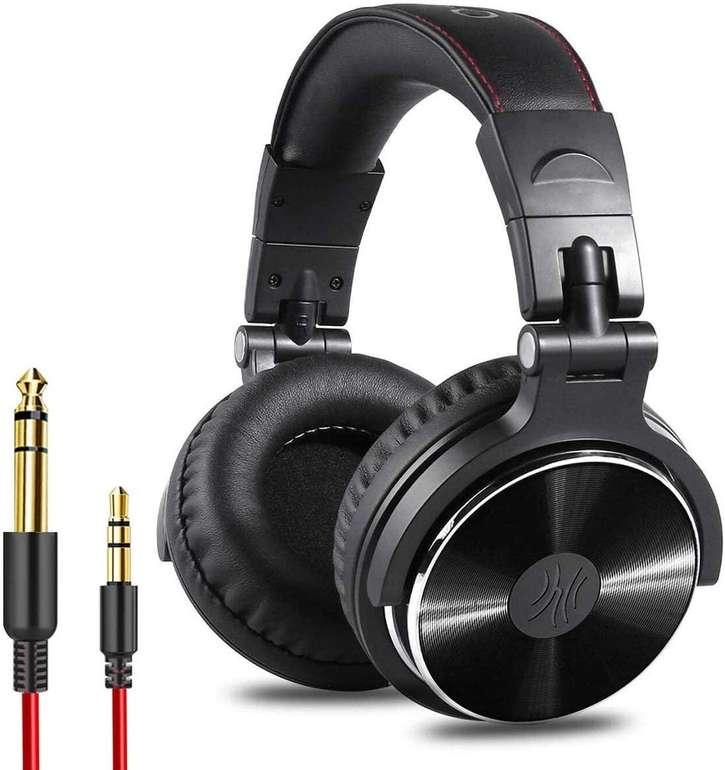 OneOdio Over-Ear-Kopfhörer (50mm Treiber, Share-Port, Studio) für 19,99€ inkl. Versand (statt 26€)