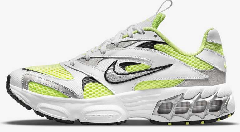 Nike Zoom Air Fire Damenschuh in Gelb/Weiß für 57,18€inkl. Versand (statt 110€) - Membership!