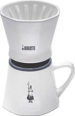 Bialetti Filterkaffeebereiter aus Keramik für 14,34€ (statt 30,96€)