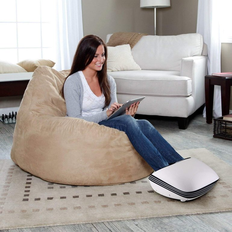 Elektronisches Fußmassagegerät Simbr für 50€ inkl. Versand
