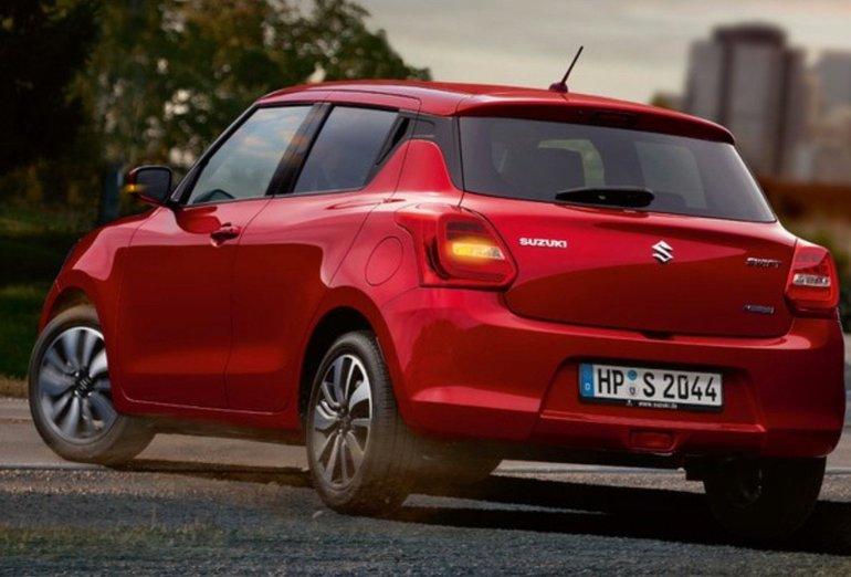 Suzuki Swift 1.2 139€/mtl. brutto mit Inspektion,Wartung, Leasing ohne Anzahlung