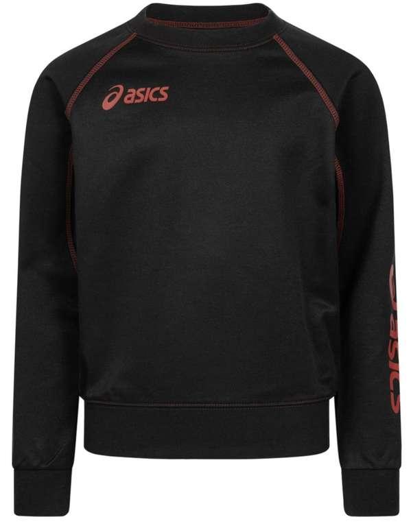 Asics Alpha Jungen Sweatshirt (versch. Farben) für je 14,94€ inkl. Versand (statt 25€)