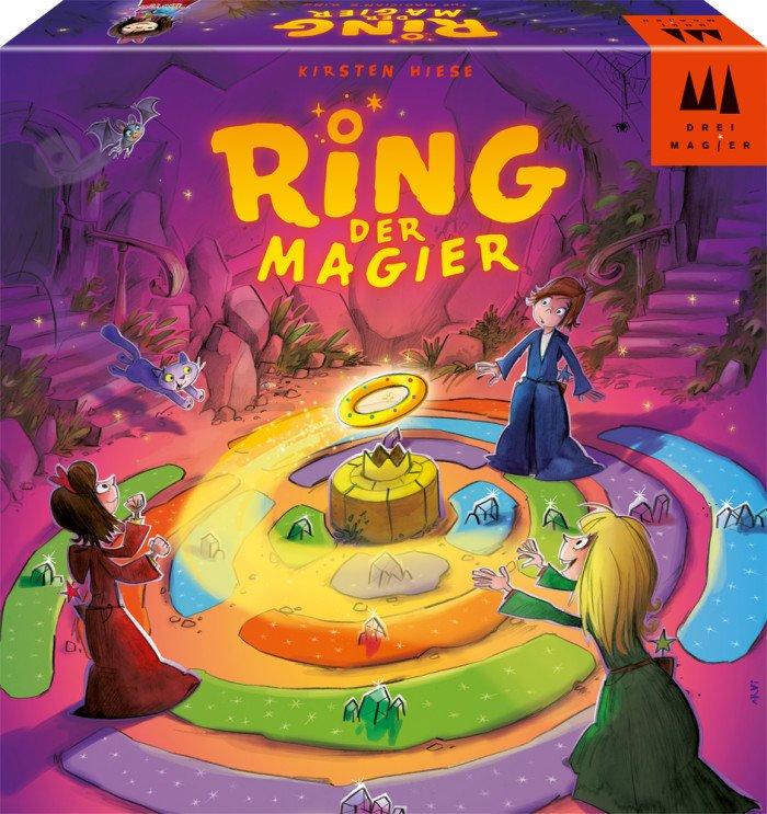 """Kinderspiel """"Ring der Magier"""" für 15,94€ inkl. Versand (statt 20€)"""