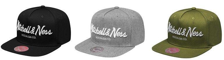 Mitchell & Ness Caps SportSpar