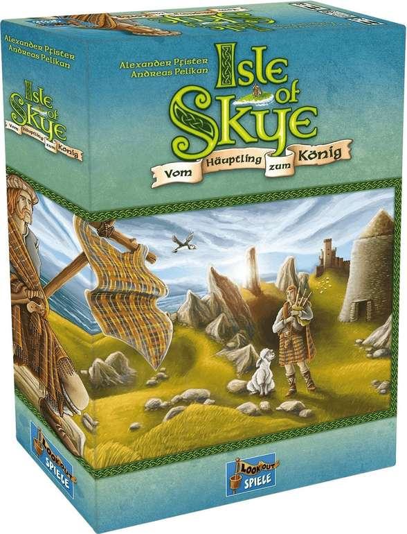 """Lookout Spiele Kartenspiel """"Isle of Skye - Vom Häuptling zum König"""" für 20,98€ inkl. Versand (statt 28€)"""
