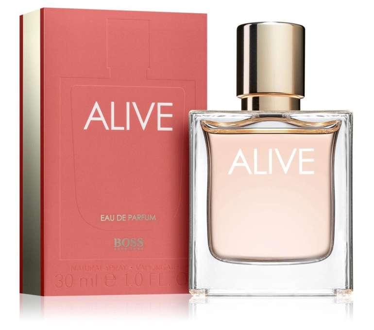 80ml Hugo Boss Alive Damen Eau de Parfum für 47,02€ inkl. Versand (statt 66€)
