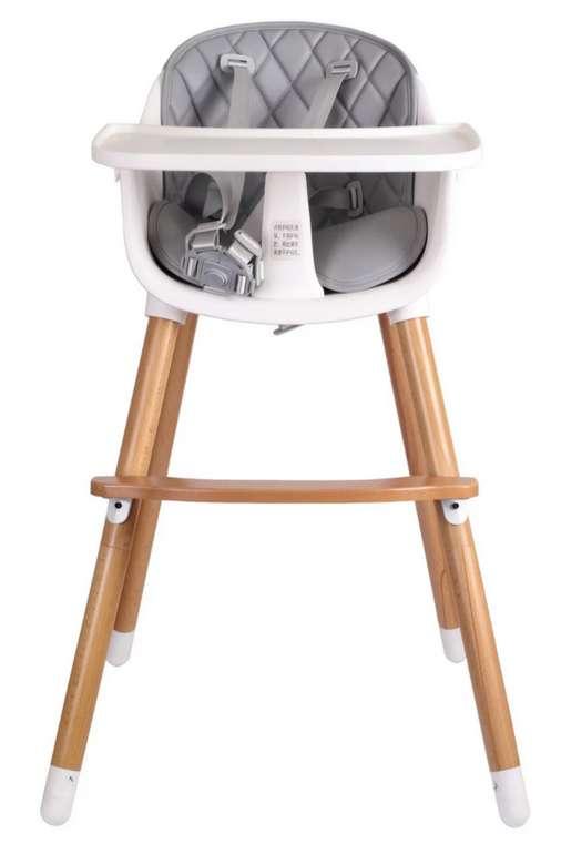 Modern Living Hochstuhl aus Buchenholz für 47,25€inkl. Versand (statt 65€)