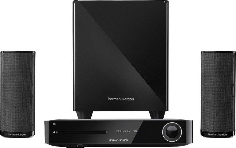 Harman Kardon BDS 385S 2.1 Heimkino-System für 499€ inkl. Versand