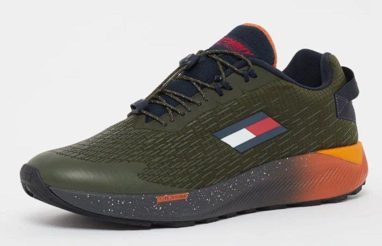 Tommy Hilfiger Sport Trail 2 Herren Sneaker für 103,99€ inkl. Versand (statt 130€)